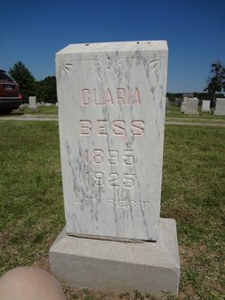 Clara <i>Phillips</i> Bess