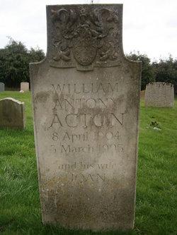 William Anthony Acton