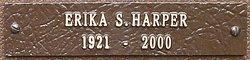 Erika Hilda Luise Glandin <i>Sehlmeyer</i> Harper, Jr