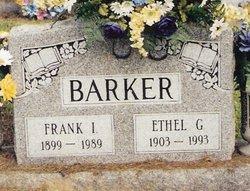 Ethel Beatrice <i>Garrett</i> Barker