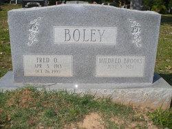 Fred Oswell Boley