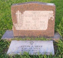 Lillian D Dotty <i>Stewart</i> Huff