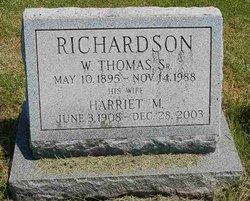 Harriet M. Richardson