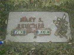 Mary S <i>Reiter</i> Reucher