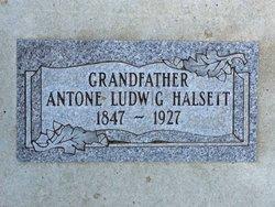 Antone Ludwig Halsett