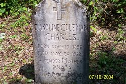 Caroline <i>Coleman</i> Charles