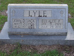 Gloria Eulalee <i>Puckhaber</i> Lyle