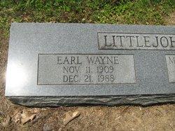 Earl Wayne Littlejohn