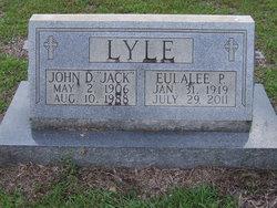 John David Jack Lyle, Sr
