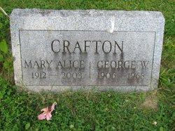 George W Crafton