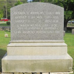 L Maria <i>Wilber</i> Andrews