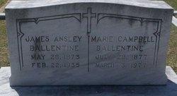 James Ansley Ballentine