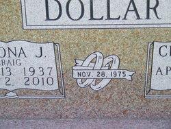 Devona J <i>Craig</i> Dollar
