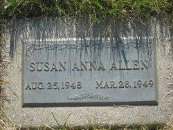 Susan Anna Allen