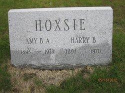 Amy B.A. Hoxsie