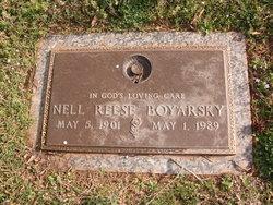 Nell <i>Reese</i> Boyarsky