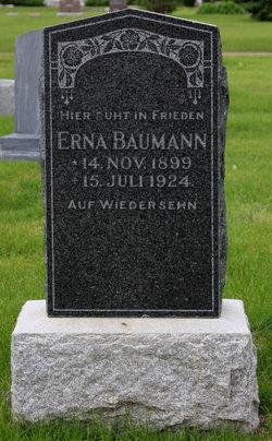 Erna Baumann