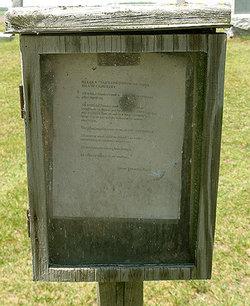 Hickory Island Cemetery