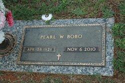 Pearl <i>Workman</i> Bobo