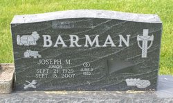 Joseph Matthias Barman