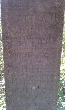 Salina D. <i>Wells</i> Wright