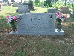 Sara Allene <i>Moore</i> Fox