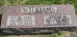 Sarah Jane <i>Spangle</i> Williams
