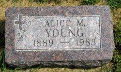 Alice Mae <i>Williams</i> Young