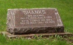 Henrietta <i>Temple</i> Shanks
