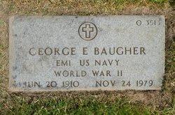 George E Baugher