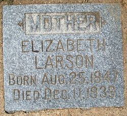 Elizabeth <i>Carlson</i> Larson