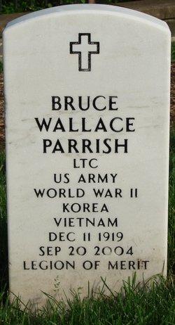 Bruce Wallace Parrish
