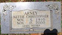 Nettie <i>Christopher</i> Arney