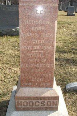 George W Hodgson