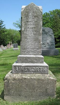 Eliza Ann <i>Lewis</i> Ainsworth
