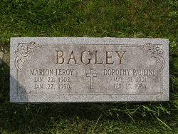 Marion Leroy Bagley