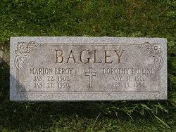Dorothy <i>Springer</i> Bagley