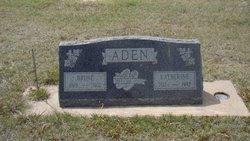 Katherine Johanna <i>Ewers Claver</i> Aden