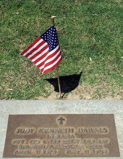 Judy Kenneth JK Barnes