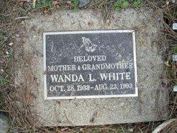 Wanda Lou <i>Bristow</i> White
