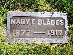 Mary Elizabeth <i>Stewart</i> Blades