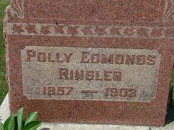 Polly <i>Edmonds</i> Ringler