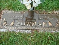 June Naomi <i>Eagle</i> Bowman
