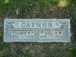 James Woollett Carmon