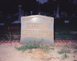 James Ransom Ranch or Rance Barrow