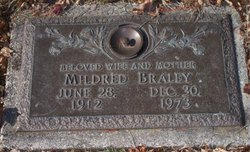 Mildred Millie <i>Aberle</i> Braley