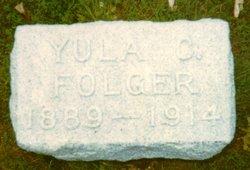 Yula Frances <i>Cargill</i> Folger