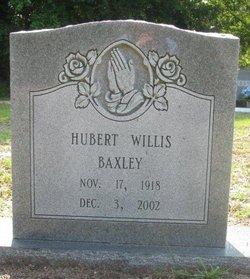 Hubert Willis Baxley