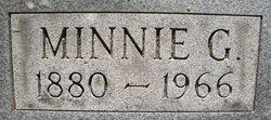 Minnie Galena <i>Rumer</i> Stienstra