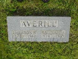 Mina E. <i>Monroe</i> Averill